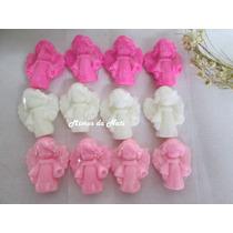 50 Mini Anjinhas De Sabonete Para Lembrancinhas