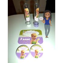 Latinha, Tubete E Marmitinha - 20 Kits Por R$ 57,00