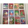 Lote Com 12 Cartões De Natal Em Alto Relevo E Envelope