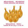 Medalhinha Milagrosa N.s.graças Peq.50 Pcs- Frete Grátis!!!