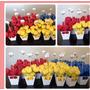 Vasos De Flores Tulipas