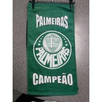 Mini Toalha Palmeiras Campeão Século Xx Presente Seca Tudo