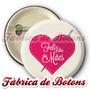 50 Espelhos De Bolsa Feliz Dia Das Mães E Personalizado 55mm