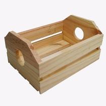 Mini Caixa/caixote De Madeira Kit 20 Pçs. 28x15x12 Cm.