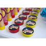 50 Latinhas Plasticas Personalizadas Lembrancinha!
