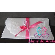 Envelope Papel Vegetal P/ Casamento, Aniversario, Bodas