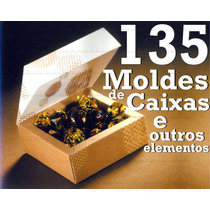 Vetores 0071 - 135 Moldes De Caixas / Outros / Silhouette