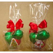 10 Lembrancinhas De Natal, Potinhos Personalizados De Natal!