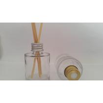 Frasco Vidro -redondo Para Aromatizado. 30ml Kit C/10 Peças