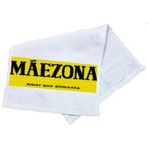 Toalha De Mão Personalizada Dia Das Mães Maezona