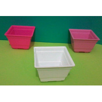 Vasinho Plástico Centro De Mesa Lembrancinha Kit C/10