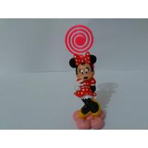 Porta Recado Mickey Ou Minie Embalagem C/ 10