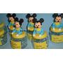 Potinhos Mickey E Minie Em Biscuit
