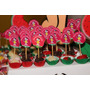 200 Toppers Pra Docinho,colherzinhas Ou Cupcake