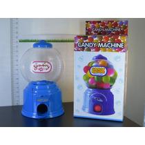 Baleiro Cofre Candy Machine 14cm Kit 26 Unidades