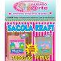 10 Sacolas Kraft Personalizadas Peppa Pig