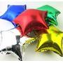 Balão Estrela (20cm Centro De Mesa) - Pacote Com 10