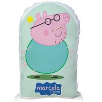 30 Almofadas Personalizadas Peppa Pig Lembrancinha Festa
