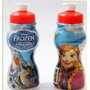 Garrafinha Squeeze Infantil Para Festas 250ml Frozen 01 Unid