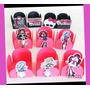 Forminhas Monster High - Kit - Variadas - 20 Unidades