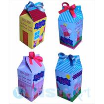 Caixa De Leite Surpresa Personalizado Frete Grátis 10x4x4