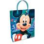 10 Sacola Plástica Mickey Grande, Lembrancinhas Aniversario