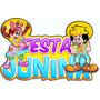Festa Junina E Boteco Display De Mesa,festa Infantil,mdf