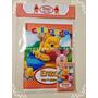 Kit Colorir Ursinho Pooh C\ Giz De Cera ( Artmovie)