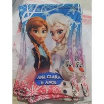 10 Mochilas Brindes Personalizadas Frozen