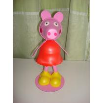 Peppa Pig Fofucha 3d - 34cm