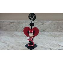 20 Lembrancinhas Minnie / Minie / Vermelha Ou Rosa