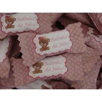 100 Balas Balinhas Personalizadas Festa Infantil Casamento