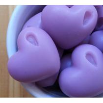 Al , 200 Mini Sabonetinhos Coração Sabonetes Lembrancinhas