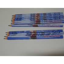 50 Lápis Lembrança P/ Aniversário Brindes Natal Escola Chá