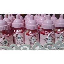 Kit 30 Mini Mamadeira Recheada Chá De Bebe Maternidade