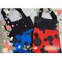 Bolsinha Surpresa Tnt Mickey E Minnie - Com 10 - 18 X 25