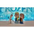 Frozen Em Biscuit Ana, Elsa E Outros Personagens