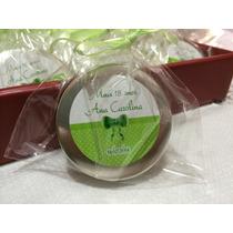 Kit 20 Latinhas Mint To Be 5x1 De Alumínio Personalizadas