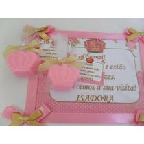 Caixa Com 30 Lembrancinhas Maternidade Ou Chá De Bebê