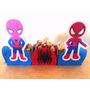 Forminhas De Doces Personalizadas - Homem Aranha
