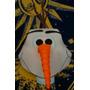 Lembrancinha Aniversário Frozen Boné Eva Frozen Olaf