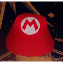 Mario Bros E Luigi Bonés Eva