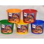 Kit 30 Baldes De Pipoca Personalizados 1,5 Litro Toy Story