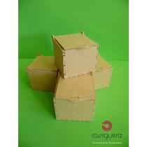 Kit 20 Mini Caixa, Mdf Crú, Sai A R$ 3,00 Cada Lançamento
