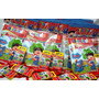 20 Kits Revista E Giz De Cera Personalizados - 15x21cm!!