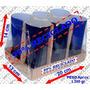 Pack Com 6 Copos Skol Beats Sense (azul) - 99% Reciclado