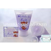 Bisnagas C/ Hidratante, Sabonete Liquido C/ 100 Unidade