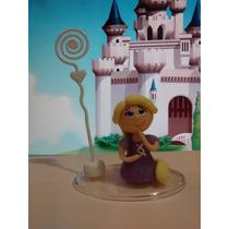 Princesa Da Disney Em Biscuit Porta Recado Mínimo 15un