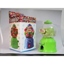 Baleiro Cofre Candy Machine 14cm - Todas As Cores