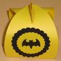 Caixas Para Trufas Ou Lembrancinhas Com Tema Batman